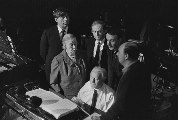 Victor Blackman「Composers At Rehearsal」:写真・画像(8)[壁紙.com]