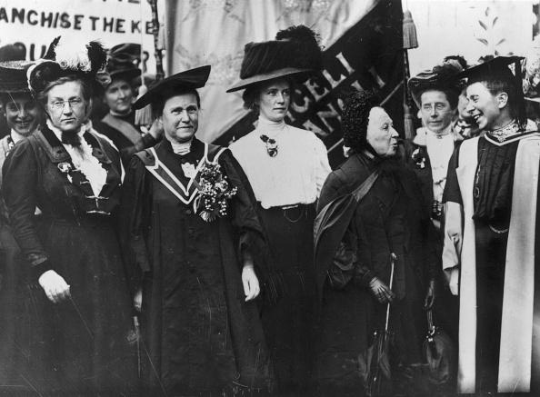 Only Women「British Feminists」:写真・画像(6)[壁紙.com]