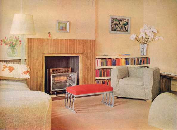 Living Room「'Mr John Duncan Miller's flat', 1932. Artist: Unknown.」:写真・画像(12)[壁紙.com]