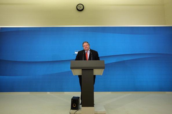 Effort「Greece's Election Winning Party Begin Talks To Form A Ruling Coalition」:写真・画像(10)[壁紙.com]