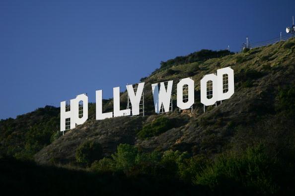 Hollywood - California「Hollywood Sign Begins Month-Long Makeover」:写真・画像(9)[壁紙.com]