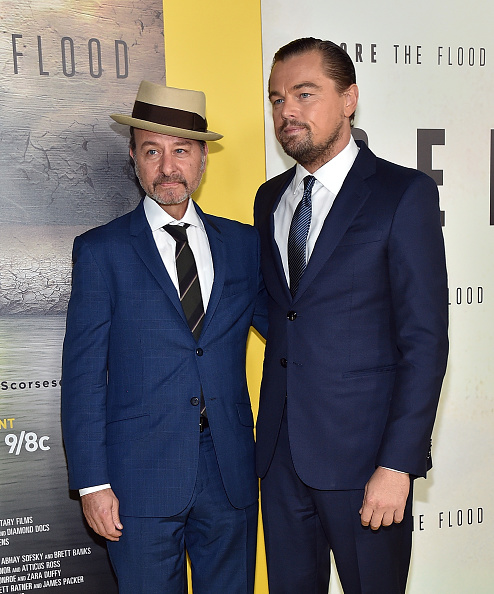 "Producer「Screening Of National Geographic Channel's ""Before The Flood"" - Arrivals」:写真・画像(11)[壁紙.com]"