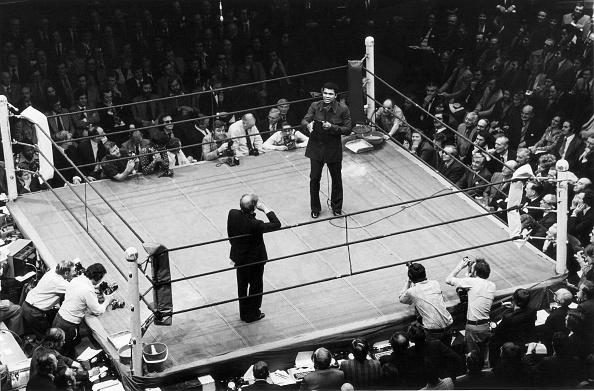 Boxing Ring「Mohammad Ali」:写真・画像(7)[壁紙.com]