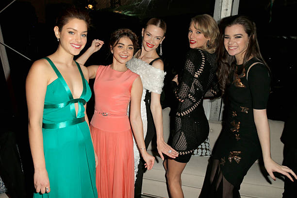 The Weinstein Company & Netflix's 2014 Golden Globes After Party Presented By Bombardier, FIJI Water, Lexus, Laura Mercier, Marie Claire And Yucaipa Films - Inside:ニュース(壁紙.com)