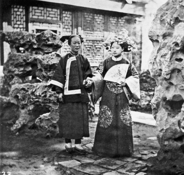 Chinese Culture「Manchu Women」:写真・画像(14)[壁紙.com]