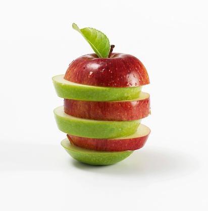 リンゴ「アップルのミックス」:スマホ壁紙(17)