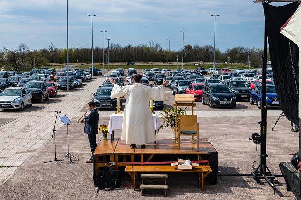 Religious Celebration「Germany Celebrates Easter Despite Coronavirus Restrictions」:写真・画像(3)[壁紙.com]