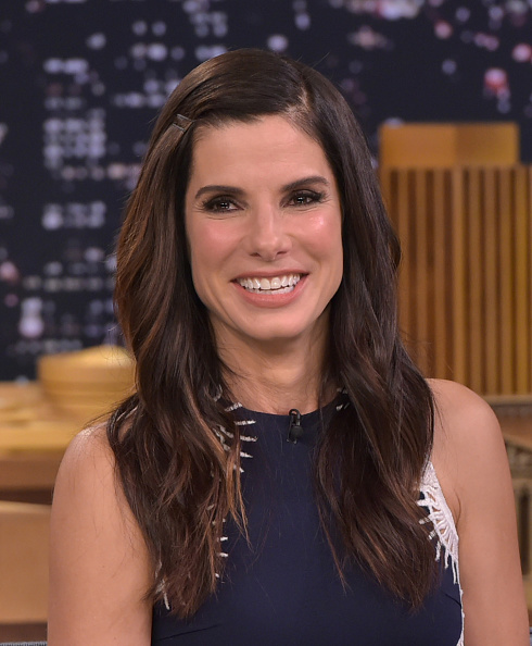 Headshot「Sandra Bullock Visits 'The Tonight Show Starring Jimmy Fallon'」:写真・画像(18)[壁紙.com]