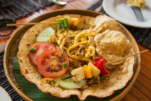 バリ島「Classic Balinese food」:スマホ壁紙(14)