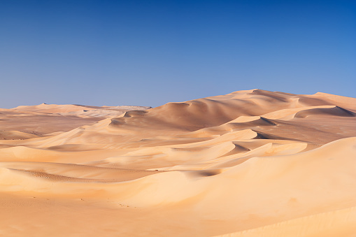 Dry「Great Sand Sea, Sahara Desert, Africa」:スマホ壁紙(1)