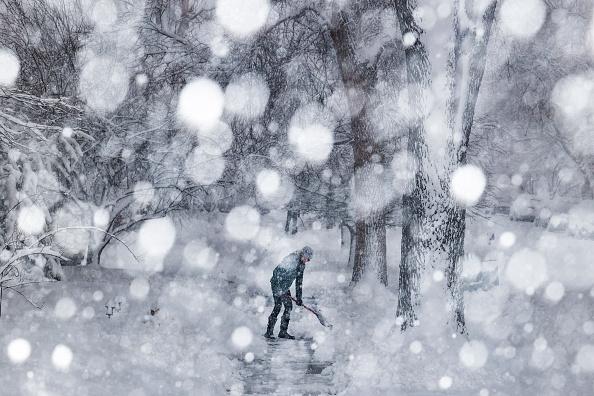 Michael Ciaglo「Denver Braces For Massive Snow Storm」:写真・画像(9)[壁紙.com]