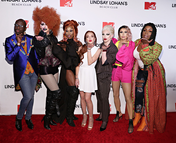 Heart「MTV's 'Lindsay Lohan's Beach Club' Premiere Party」:写真・画像(9)[壁紙.com]