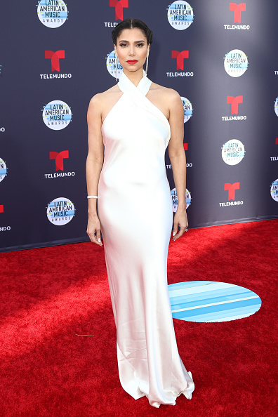 The Dolby Theatre「2018 Latin American Music Awards - Arrivals」:写真・画像(15)[壁紙.com]