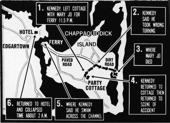 Bridge - Built Structure「Map Of Chappaquiddick Island」:写真・画像(9)[壁紙.com]