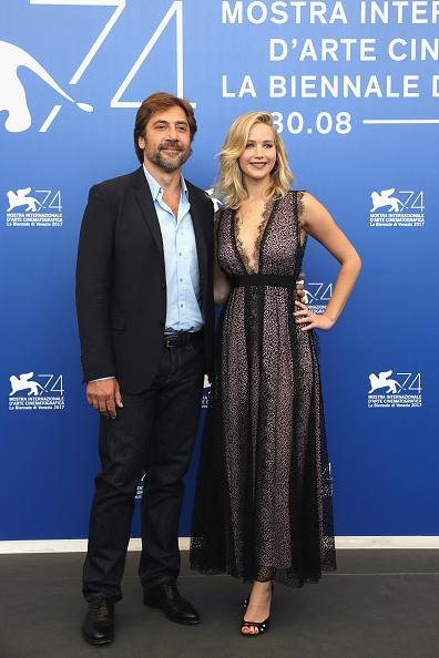 "Black Jeans「""mother!"" Venice Film Festival Official Press Conference」:写真・画像(14)[壁紙.com]"