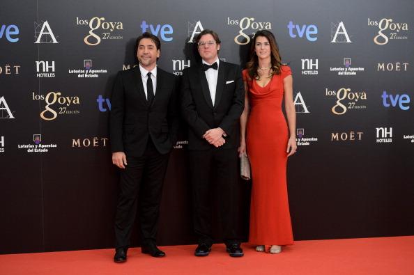 Carlos Alvarez「Goya Cinema Awards 2013 - Red Carpet」:写真・画像(7)[壁紙.com]
