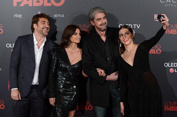映画監督「'Loving Pablo' Madrid Premiere」:写真・画像(11)[壁紙.com]