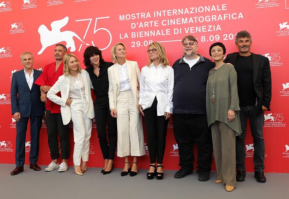 Venice International Film Festival「Jury Photocall - 75th Venice Film Festival」:写真・画像(18)[壁紙.com]