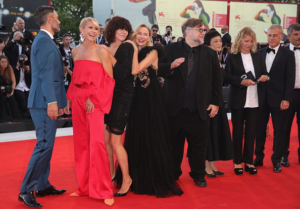 Jury - Entertainment「Award Ceremony Red Carpet Arrivals - 75th Venice Film Festival」:写真・画像(2)[壁紙.com]