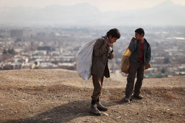 Kabul「Despite International Focus Kabul Still Plagued By Unemployment And Decay」:写真・画像(18)[壁紙.com]