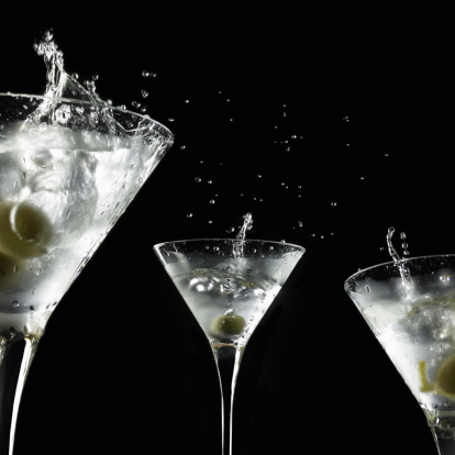 Martini「Splashed Martini Cocktails」:スマホ壁紙(12)