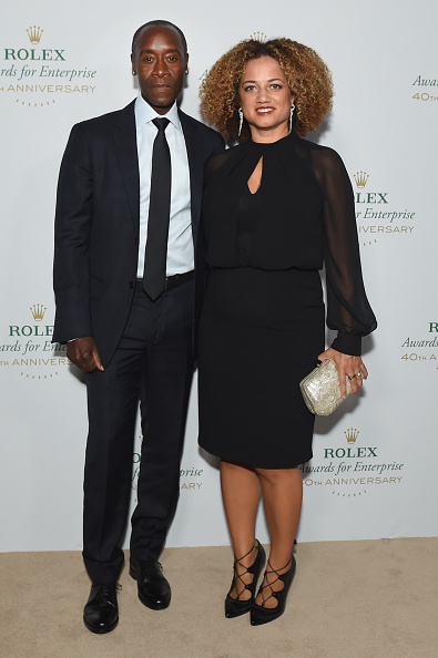 Don Cheadle「2016 Rolex Awards For Enterprise」:写真・画像(17)[壁紙.com]