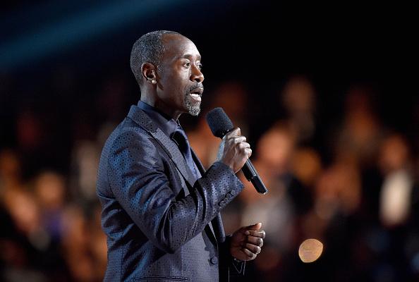 ドン チードル「The 58th GRAMMY Awards - Show」:写真・画像(4)[壁紙.com]