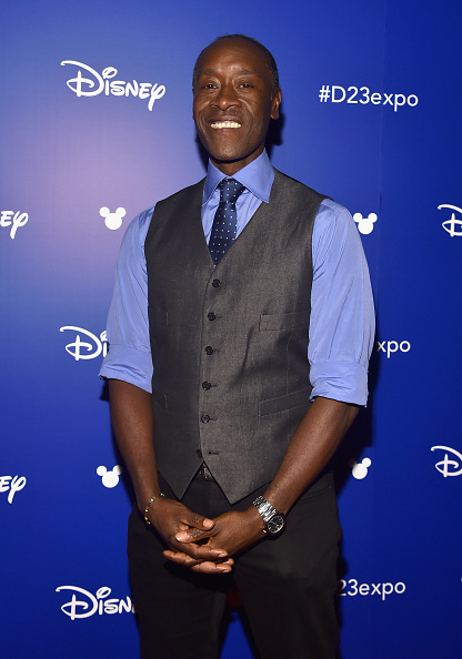 Don Cheadle「Disney's D23 EXPO 2017」:写真・画像(0)[壁紙.com]