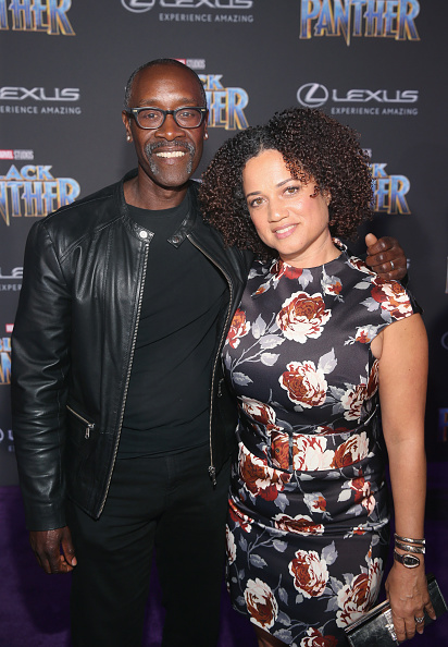 ドン チードル「The Los Angeles World Premiere of Marvel Studios' BLACK PANTHER」:写真・画像(7)[壁紙.com]