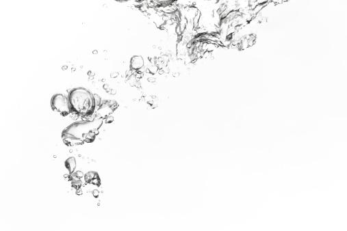 Transparent「Bubbles」:スマホ壁紙(2)
