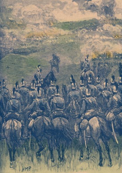Recreational Horseback Riding「Battle of Königgrätz」:写真・画像(9)[壁紙.com]