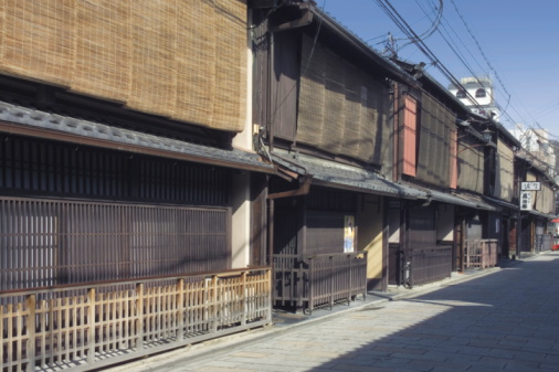 Kyoto City「Gion, Kyoto Prefecture, Honshu, Japan」:スマホ壁紙(11)