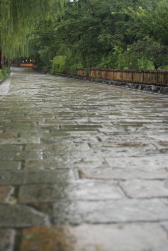 Paving Stone「Gion, Kyoto, Japan」:スマホ壁紙(7)