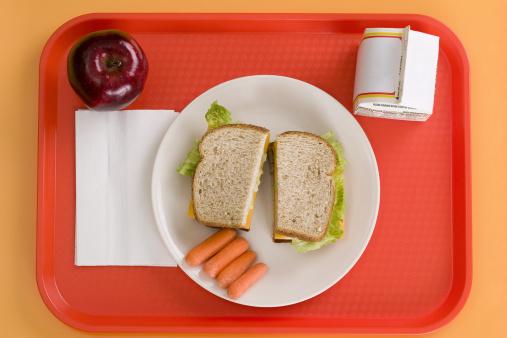 Plate「Lunch tray」:スマホ壁紙(8)