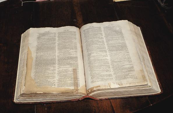 Single Object「Dr Johnson's Dictionary」:写真・画像(5)[壁紙.com]