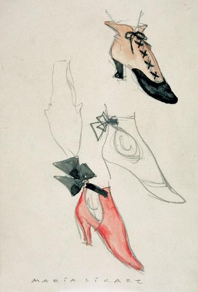 Shoe「Drafts for shoes」:写真・画像(4)[壁紙.com]