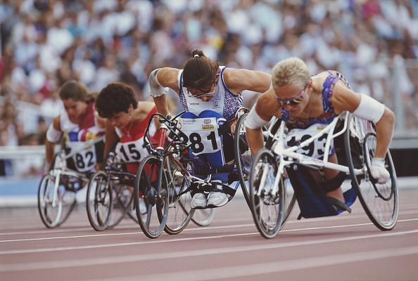Paralympic Games「IX Paralympic Summer Games」:写真・画像(9)[壁紙.com]
