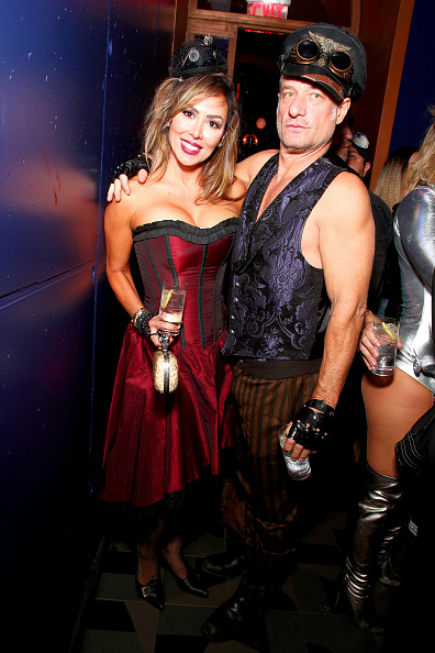 Evil「Ketel One Vodka And The Fleur Room Host Halloween In The Garden Of Good And Evil」:写真・画像(8)[壁紙.com]