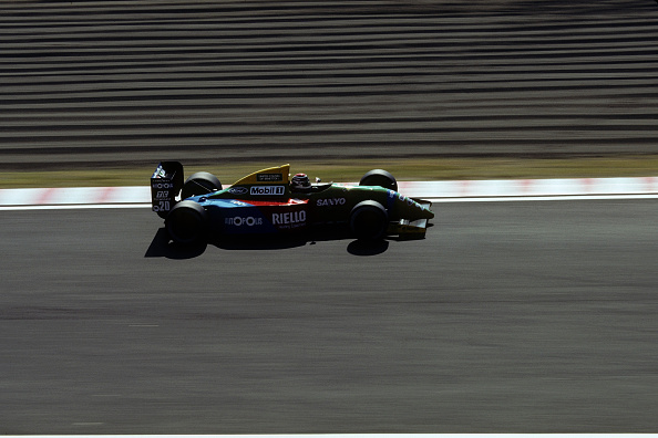 Japanese Formula One Grand Prix「Nelson Piquet, Grand Prix Of Japan」:写真・画像(6)[壁紙.com]