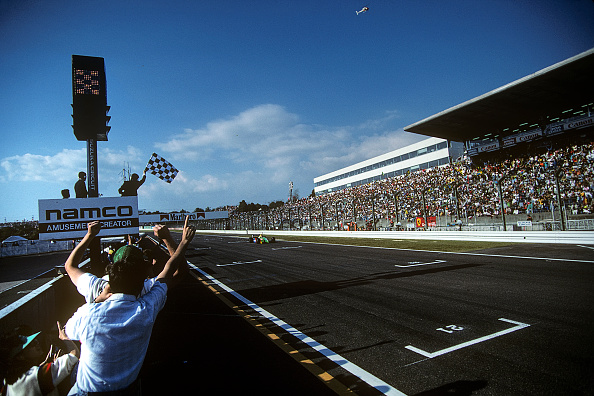 Japanese Formula One Grand Prix「Nelson Piquet, Grand Prix Of Japan」:写真・画像(12)[壁紙.com]