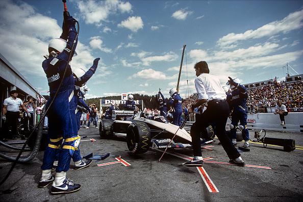 モータースポーツ「Nelson Piquet, Gordon Murray, Grand Prix Of Austria」:写真・画像(14)[壁紙.com]