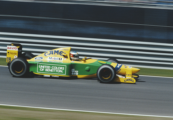 Benetton「Grand Prix of Canada」:写真・画像(1)[壁紙.com]