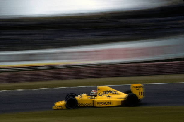 Japanese Formula One Grand Prix「Nelson Piquet, Grand Prix Of Japan」:写真・画像(7)[壁紙.com]