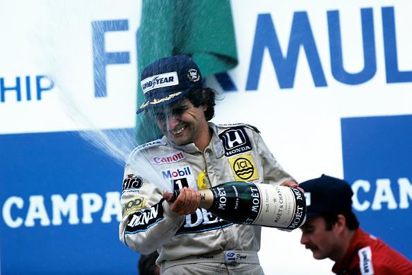Formula One Racing「Nelson Piquet, Grand Prix Of Germany」:写真・画像(7)[壁紙.com]