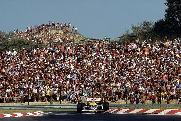 ハンガリーF1グランプリ「Nelson Piquet, Grand Prix Of Hungary」:写真・画像(6)[壁紙.com]