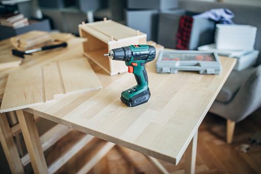 Restoring「Drill tool」:スマホ壁紙(6)