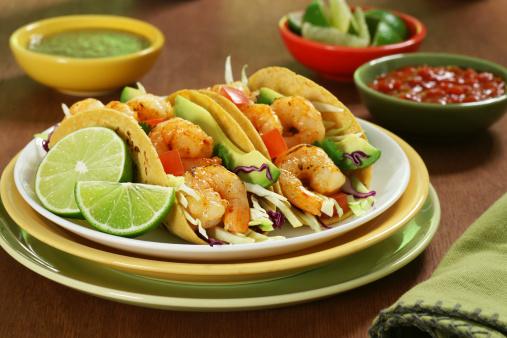 Taco「Shrimp Tacos」:スマホ壁紙(18)