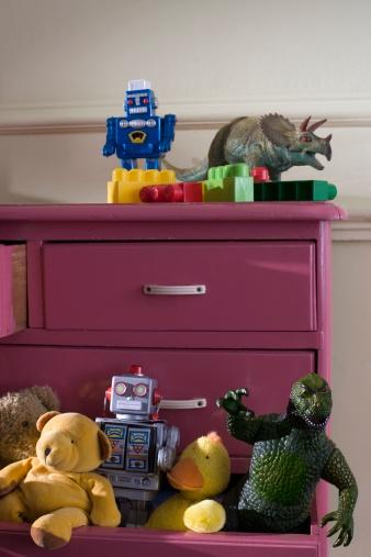 恐竜「おもちゃのドレッサー」:スマホ壁紙(15)