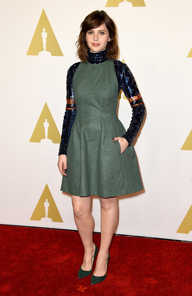Dark Blue「87th Annual Academy Awards Nominee Luncheon - Arrivals」:写真・画像(2)[壁紙.com]