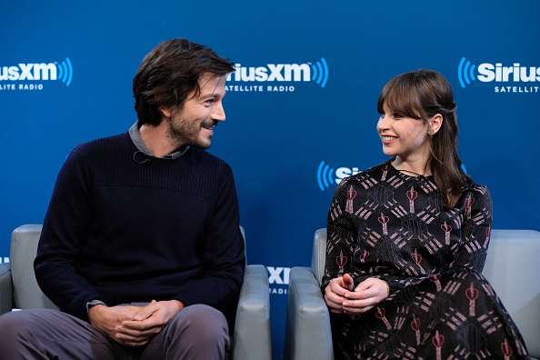 SIRIUS XM Radio「SiriusXM's Town Hall With The Cast Of 'Rogue One: A Star Wars Story'; Town Hall To Air On SiriusM's Entertainment Weekly Radio」:写真・画像(18)[壁紙.com]